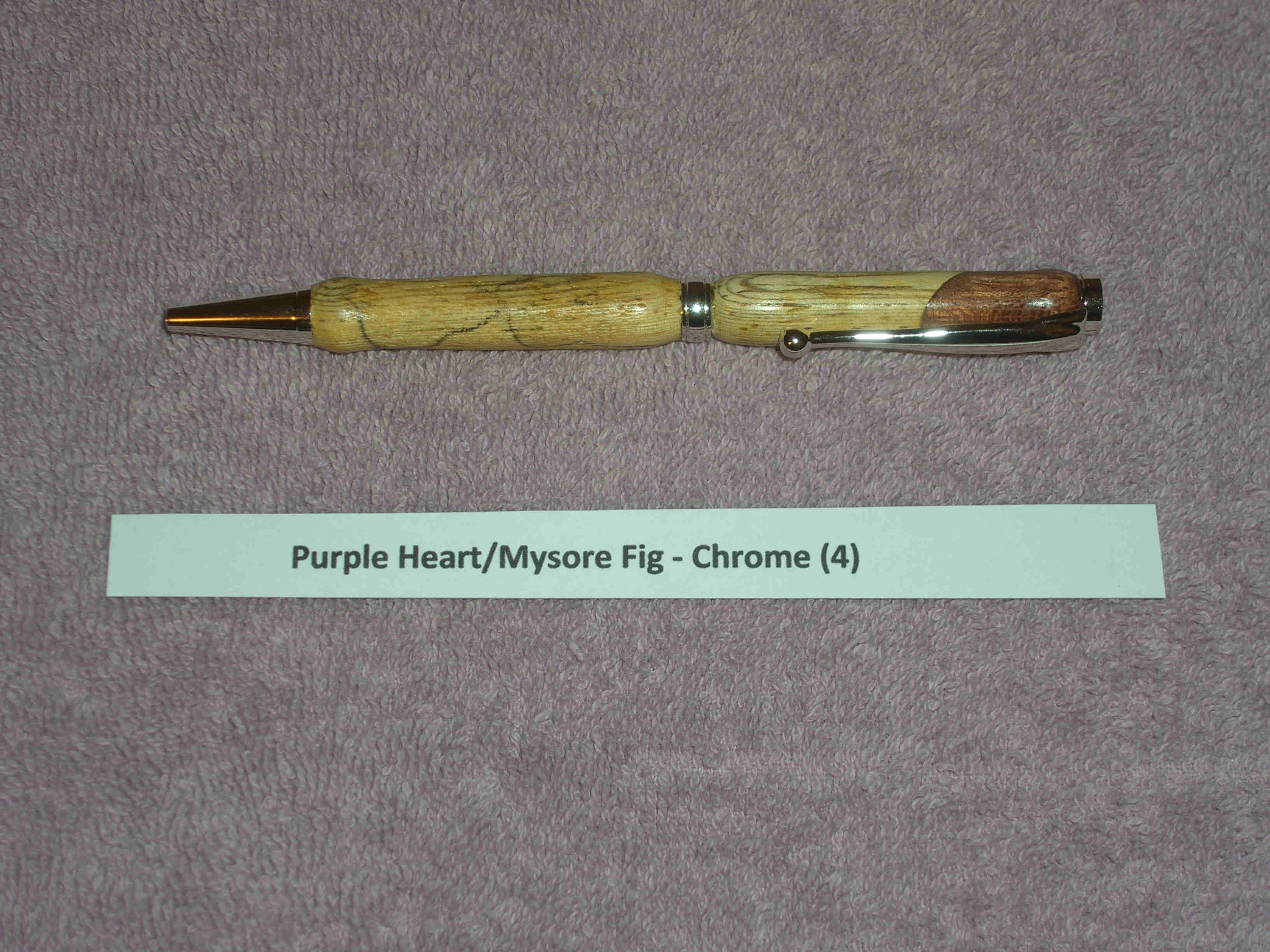 Handmade Wood Pen 4